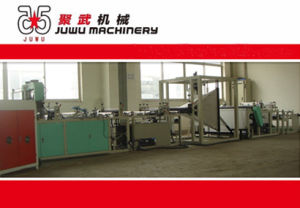 Non-Woven Fabrics Bag Making Machine pictures & photos