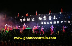 Hot Sell Products LED Stage Lighting / LED Curtain