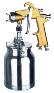 W-200 Suction HVLP Air Spray Gun pictures & photos