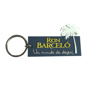 Promotional Gift T-Shirt Custom Soft PVC Keychain pictures & photos
