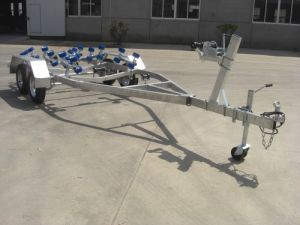 High Quality Hot Dipped Galvanized Boat Trailer pictures & photos