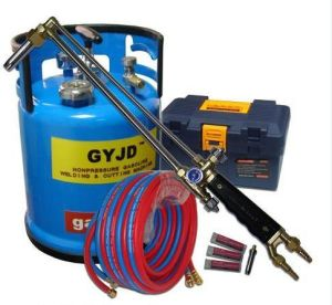 Non-Pressure Handgrip Type Oxy-Gasoline Cutting Machine