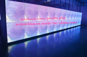Full Color LED Display Videowall pictures & photos