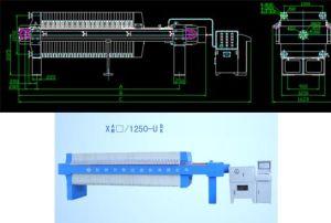 Chamber Filter Press (XAMZ/1250UBK)
