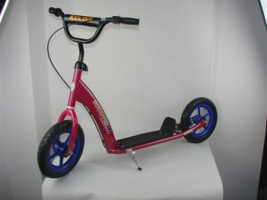 """2 Wheel Kick Scooter with 12"""" EVA Wheel (GS-003B2) pictures & photos"""