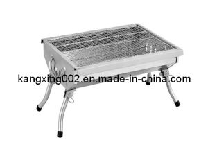 Stainless Steel Barbecue Grill (KX-8081)