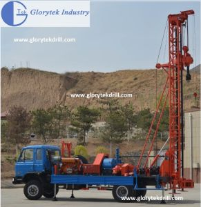 GLIII Truck Mounted Water Well Drilling Rig pictures & photos