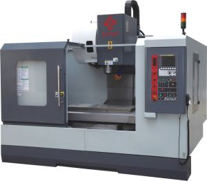 Hard Type Guiderail CNC Machining Center (VT-1055, 1200mmx560mm)