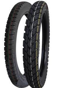 Motorcycle Tire and Tube 3.00-17 3.00-18 pictures & photos