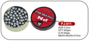 Strong Quality Bike Steel Balls Pj-011 pictures & photos