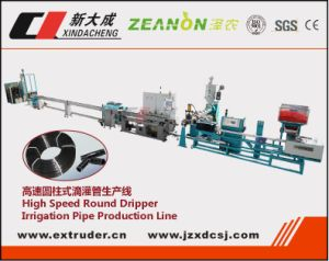 Drip Irrigation Pipe Extrusion Machine pictures & photos