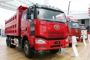 Faw Jiefang Tipper Truck (CA6DF2-24)