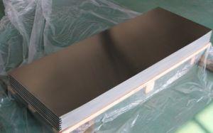 Polished Flat Aluminum Foil Sheet (AS-04)