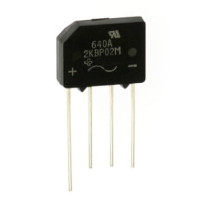 Rectifier Bridge (2KBP06M)
