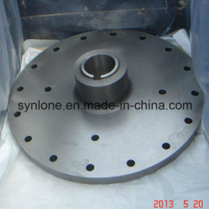 Fabrication Sand Casting and Precision Machining Iron Parts pictures & photos