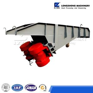 Vibrating Feeder in Stone Sand Production Line pictures & photos