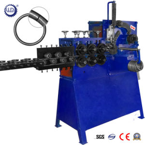 Automatic Mechanical Base Metal Key Ring Making Machine pictures & photos