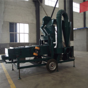 Corn Maize Beans Grain Seed Cleaning Machine pictures & photos