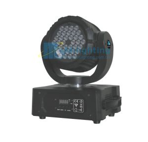 36*1W/3W LED Wireless Moving Head Wash Light pictures & photos