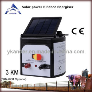 Hot Sale 3km Solar Electric Fence Energiser (ASP-010)