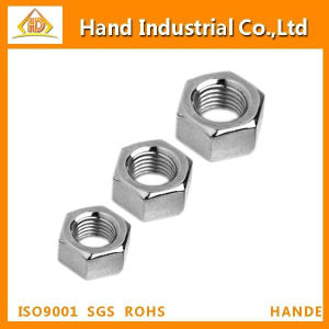 Stainless Steel 304 Hex Nut pictures & photos