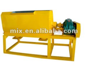 Single Shaft Concrete Mixer pictures & photos