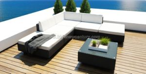 Outdoor / Garden / Patio / Rattan Sofa (NC6089)