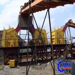 Top Quality Stone Impact Crusher with Cost Price Popolar in Abroad pictures & photos
