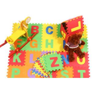 30*30 1cm 1.2cm Puzzle Interlocking EVA Mat pictures & photos