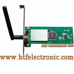 150m Wireless N PCI Lancard
