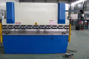 Hydraulic Nc Press Brake in Stock with Quickest Deliver Time pictures & photos