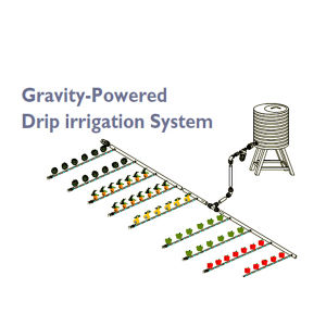 China Factory Low Cost High Efficient Drip Irrigation Systems for Agriculture Farm pictures & photos