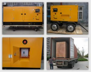 Natural Gas Generator 10-600kw, Fuel: Biogas, Methane, LPG, LNG****** pictures & photos
