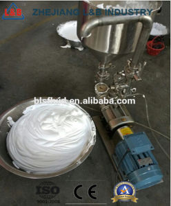 Cream Transport Delivery Twin Screw Pump pictures & photos