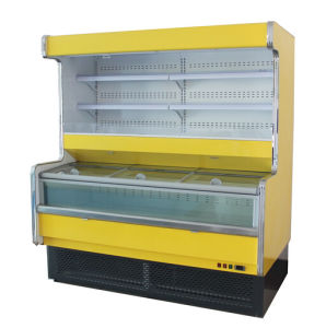 Dual Temperature Combi Freezer pictures & photos