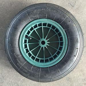 Wheelbarrow Use 4.00-8 Rubber Wheel pictures & photos