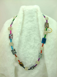 Fashion Necklace (091106-60)