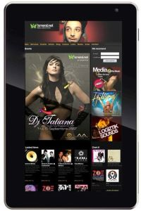 10.1 Inch A10 3G, Tablet PC