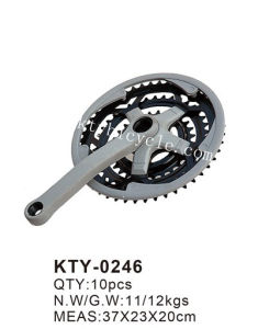 Bike Chain Wheel Crank (KTY-0246)