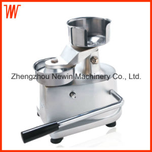 Cheap Commercial Manual Hamburger Machine pictures & photos