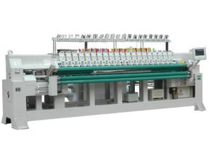 RPEQ Sequins Embroidery Quilting machinery