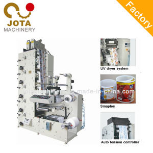 Automatic Sticker Flexo Printing Machine (JT-FPT-320) pictures & photos