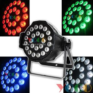 24*15W RGBWA UV 6in1 LED Stage PAR64 Can PAR Light