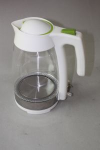 Flash Light Electrical Glass Kettle ML-1633