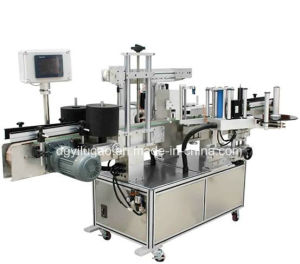 Automatic Two Sides Sticker Labeling Machine pictures & photos