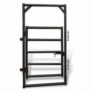 Frame Gate with 4, 5 and 6 Feet Heights and 60mm Pipe Diameter pictures & photos