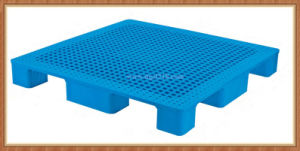 Superior Quality Grid Plastic Storage Pallet for Warehouse pictures & photos