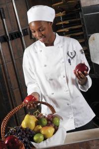 Chef Uniform (Em523) pictures & photos