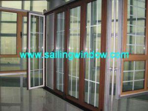 Aluminium Door - Folding Door (Swing Out) pictures & photos