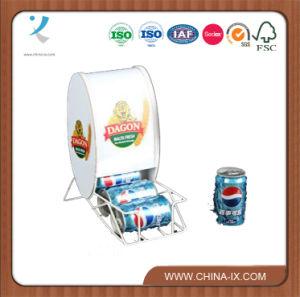 Custom Design Counter Drink Jars Display Rack pictures & photos